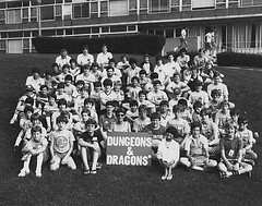 Shippenburg D&D Camp 1982
