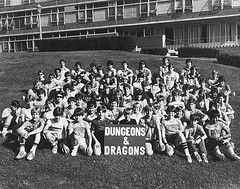 Shippenburg D&D Camp 1983